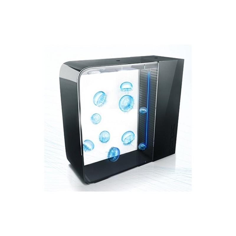 Cubic Pulse 80 medusario acuario de medusas 80 litros negro comprar