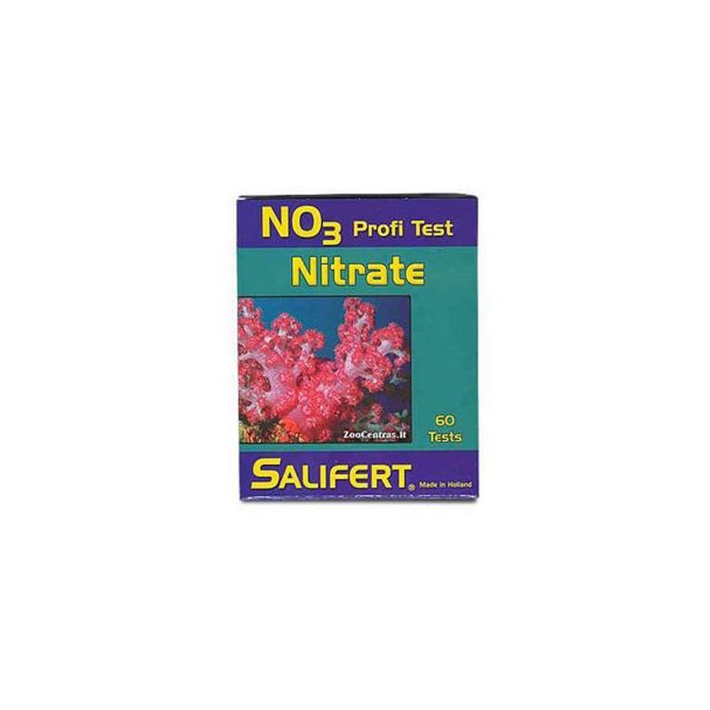 Test de Nitratos NO3 Salifert para acuarios marinos y de medusas