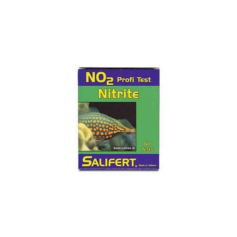 Test de Nitritos NO2 Salifert para acuarios marinos y de medusas