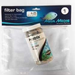 Filter bag aqua medic + Matrix Seachem