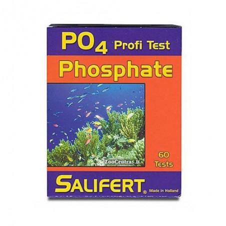 Test de Fosfato PO4 Salifert para acuarios marinos y de medusas