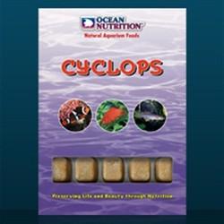 Cyclops ocean nutrition alimento congelado para acuario marino y medusas